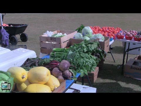 FGCU hosts campus farmers market