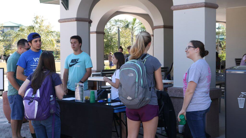 FGCU students weigh in on second day of SG elections