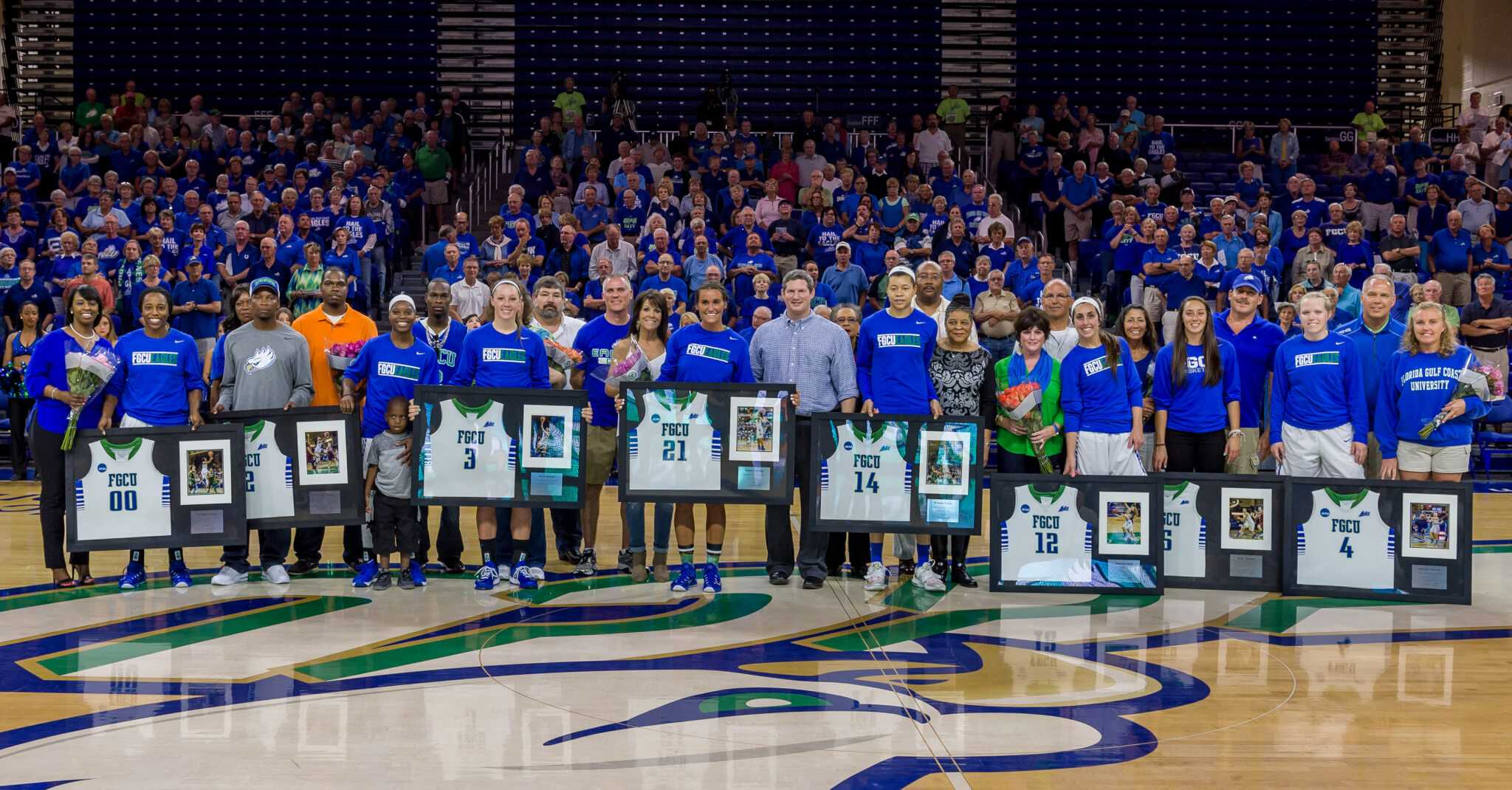 Give 'Em Kel: FGCU seniors have changed the program forever