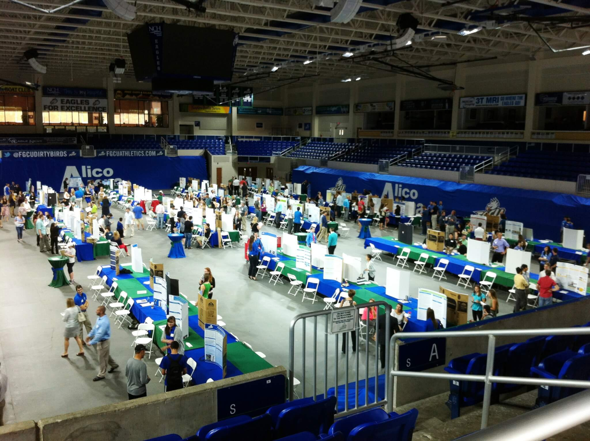 Events like Research Day should be held more often at FGCU
