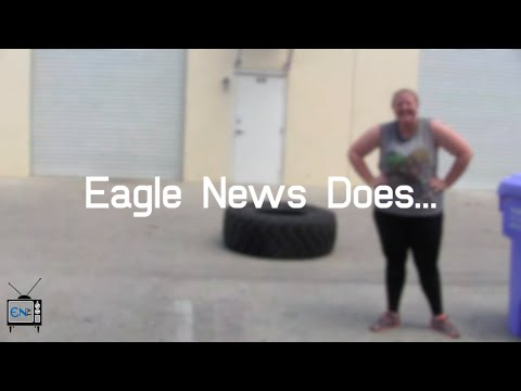 Eagle News Does: CrossFit