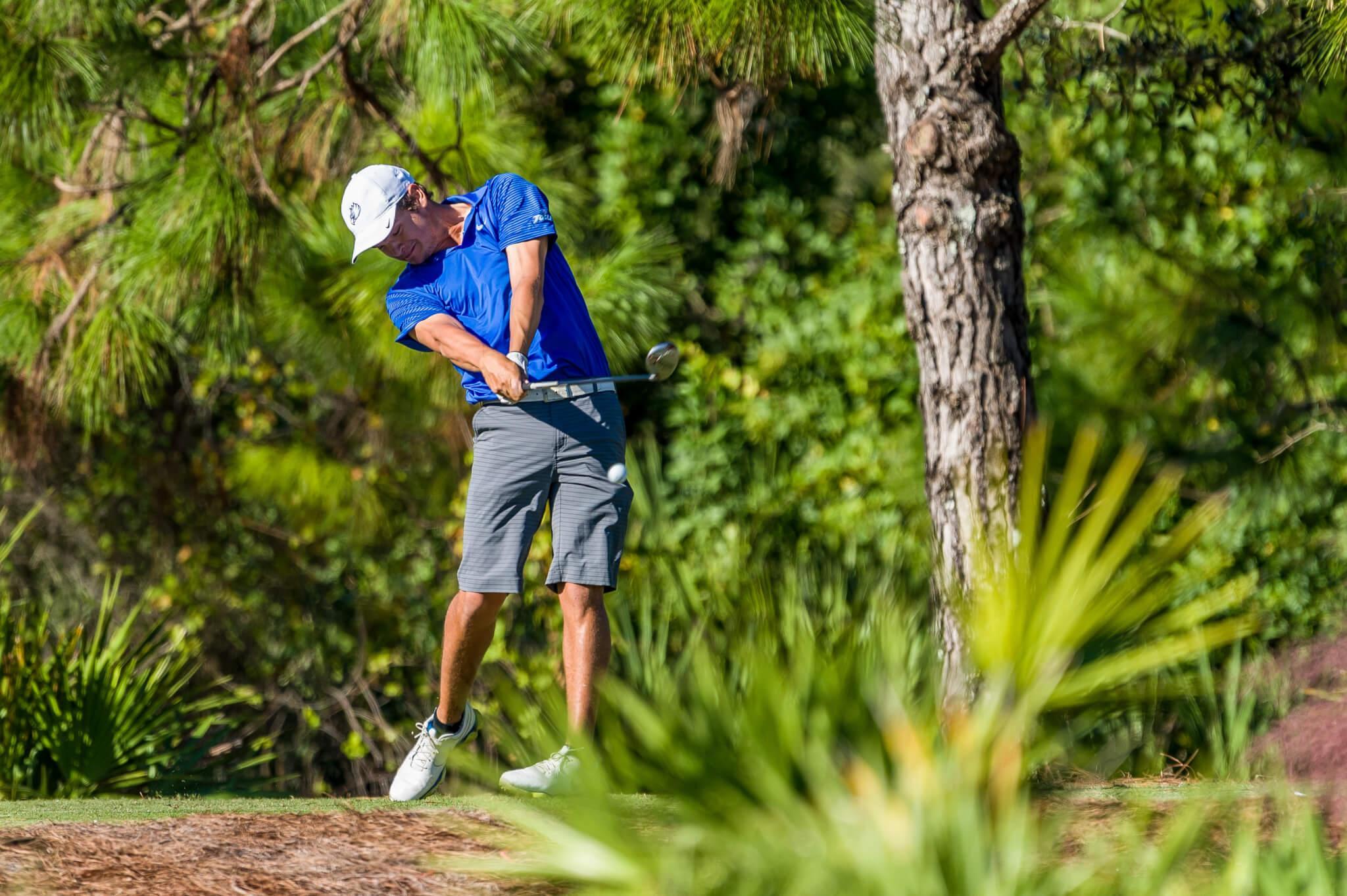 FGCU men's golf earns postseason accolades