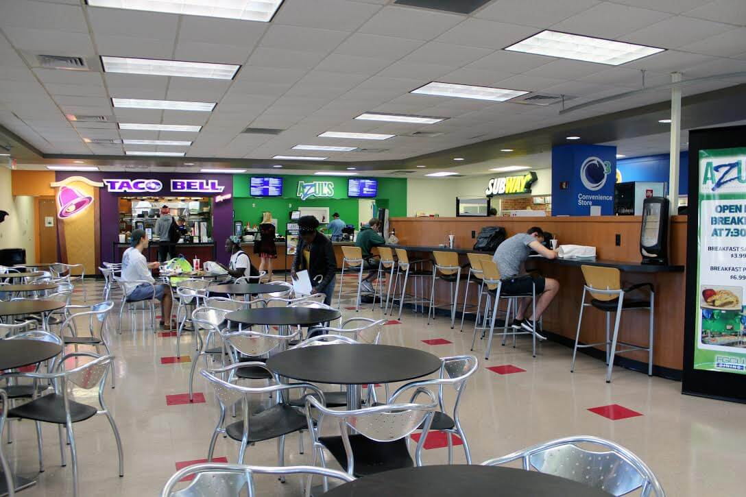 New dining locations to arrive to FGCU fall 2016