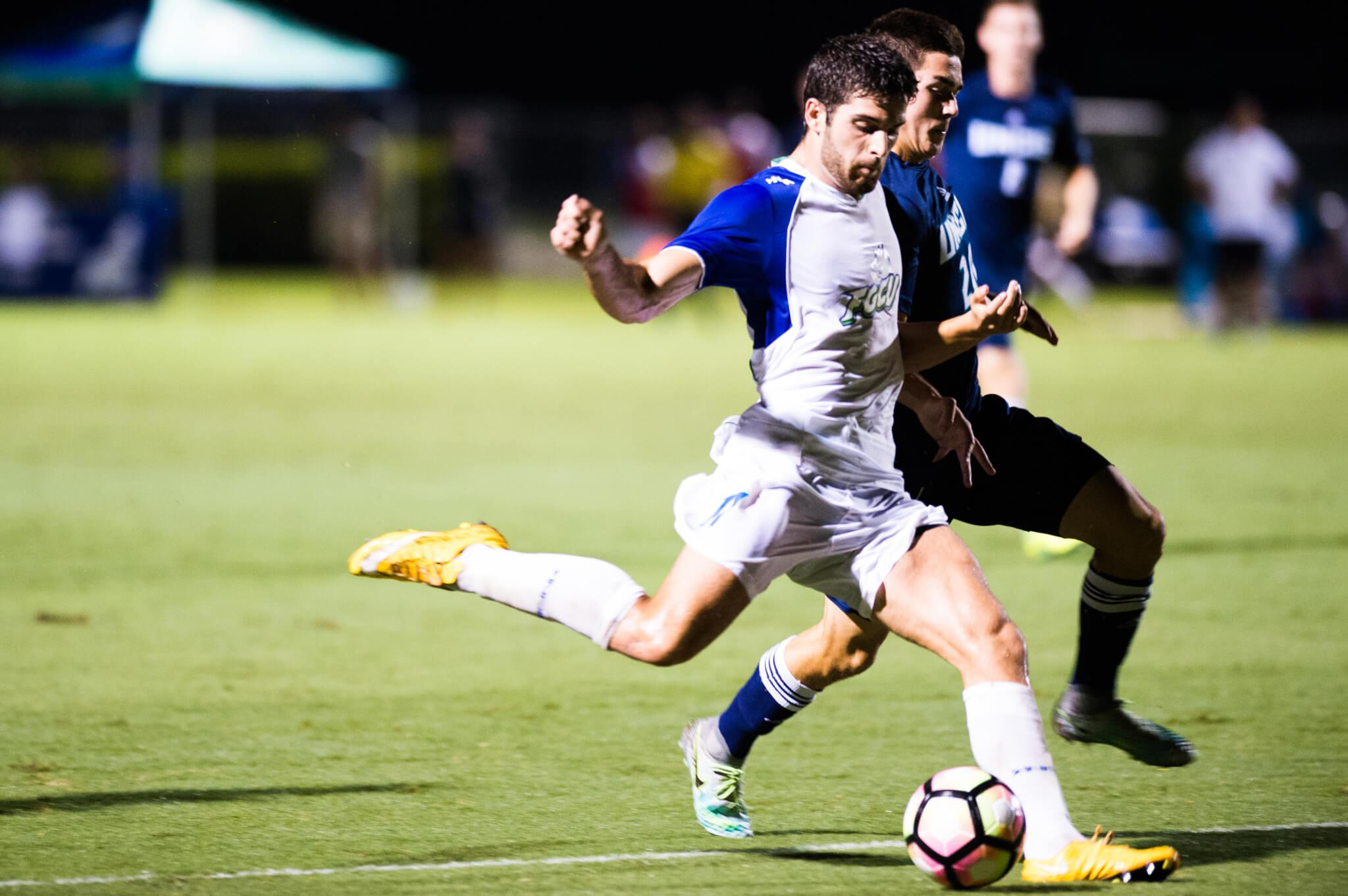 FGCU defeats UNCW 5-0 to extend win streak to four