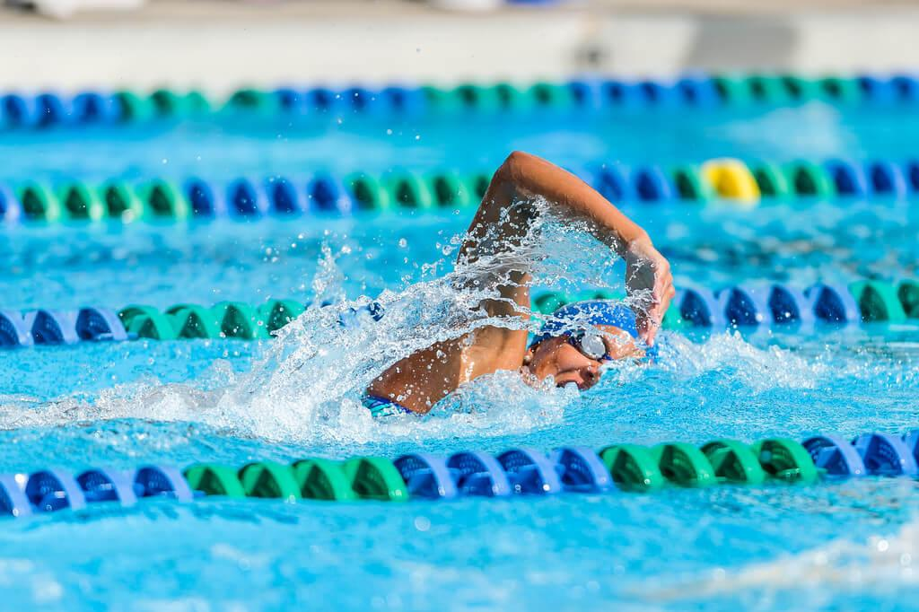 FGCU swimming and diving drop first meet to No. 15 Florida