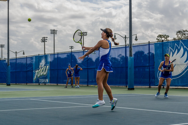 FGCU women's tennis claims first ASUN regular-season title