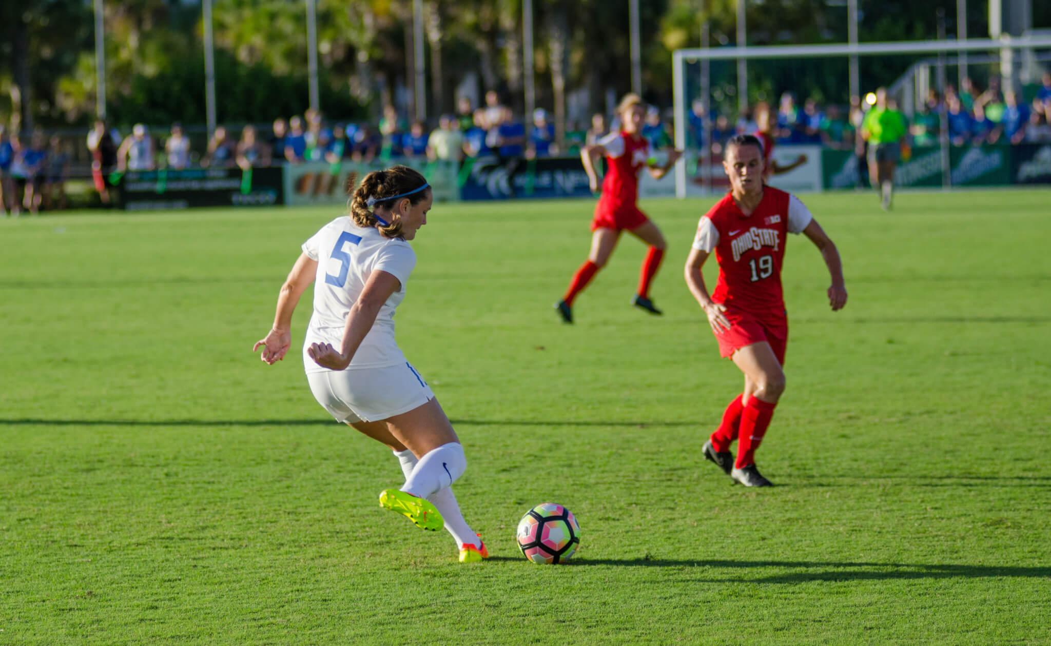 FGCU women's soccer wins second straight with 2-0 victory over St. Bonaventure