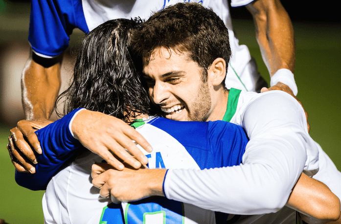 FGCU men's soccer earns its first home victory of season over San Francisco