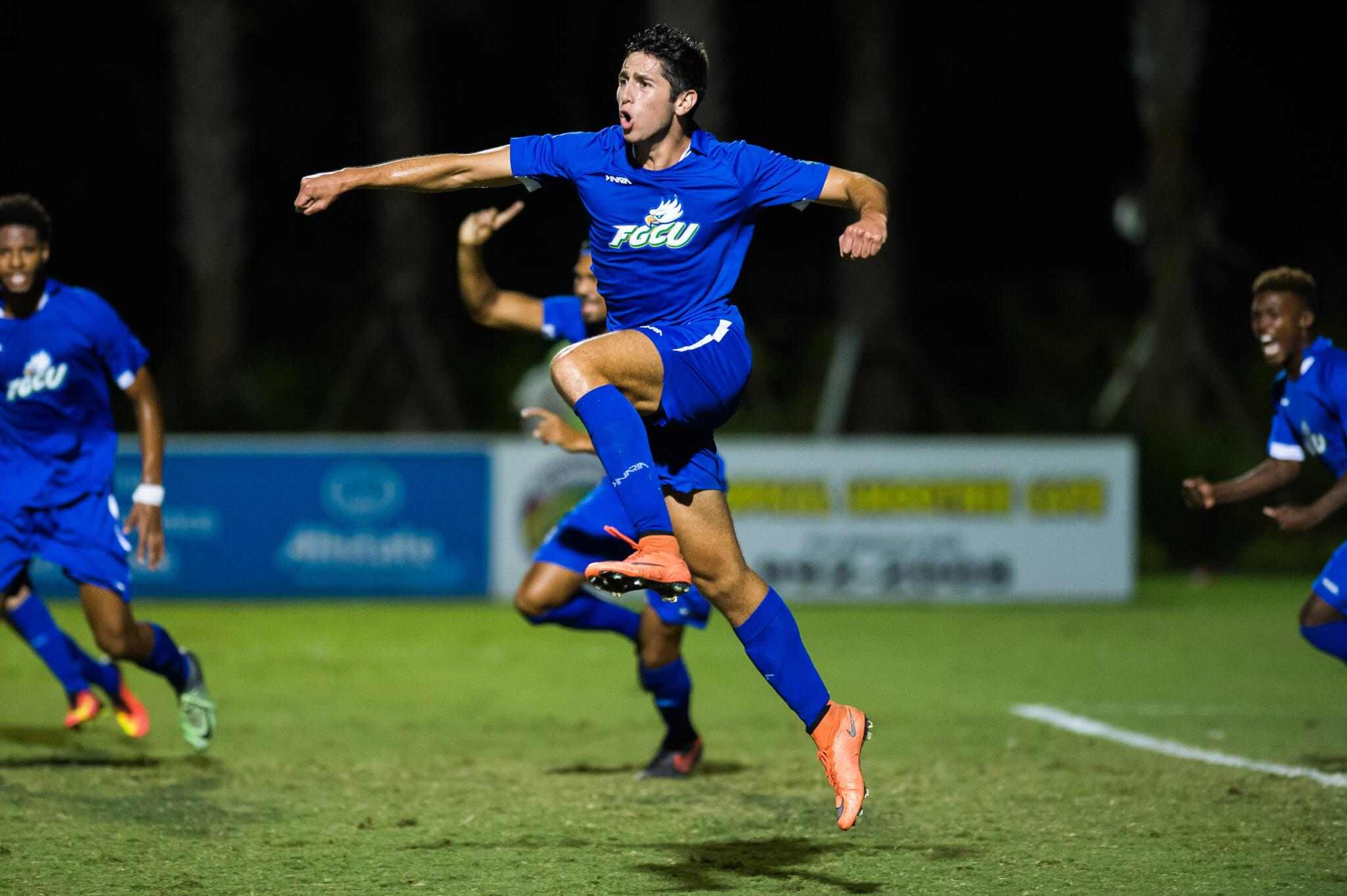 FGCU drops heartbreaking 4-3 loss in double overtime to #14 FIU