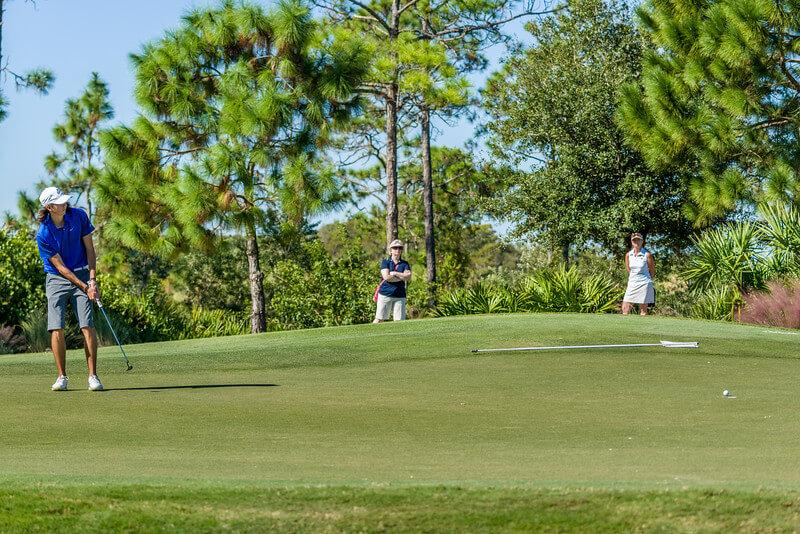 Preview: Men's golf at Randy Grimes Shootout