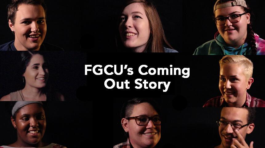 FGCU's Coming Out Story