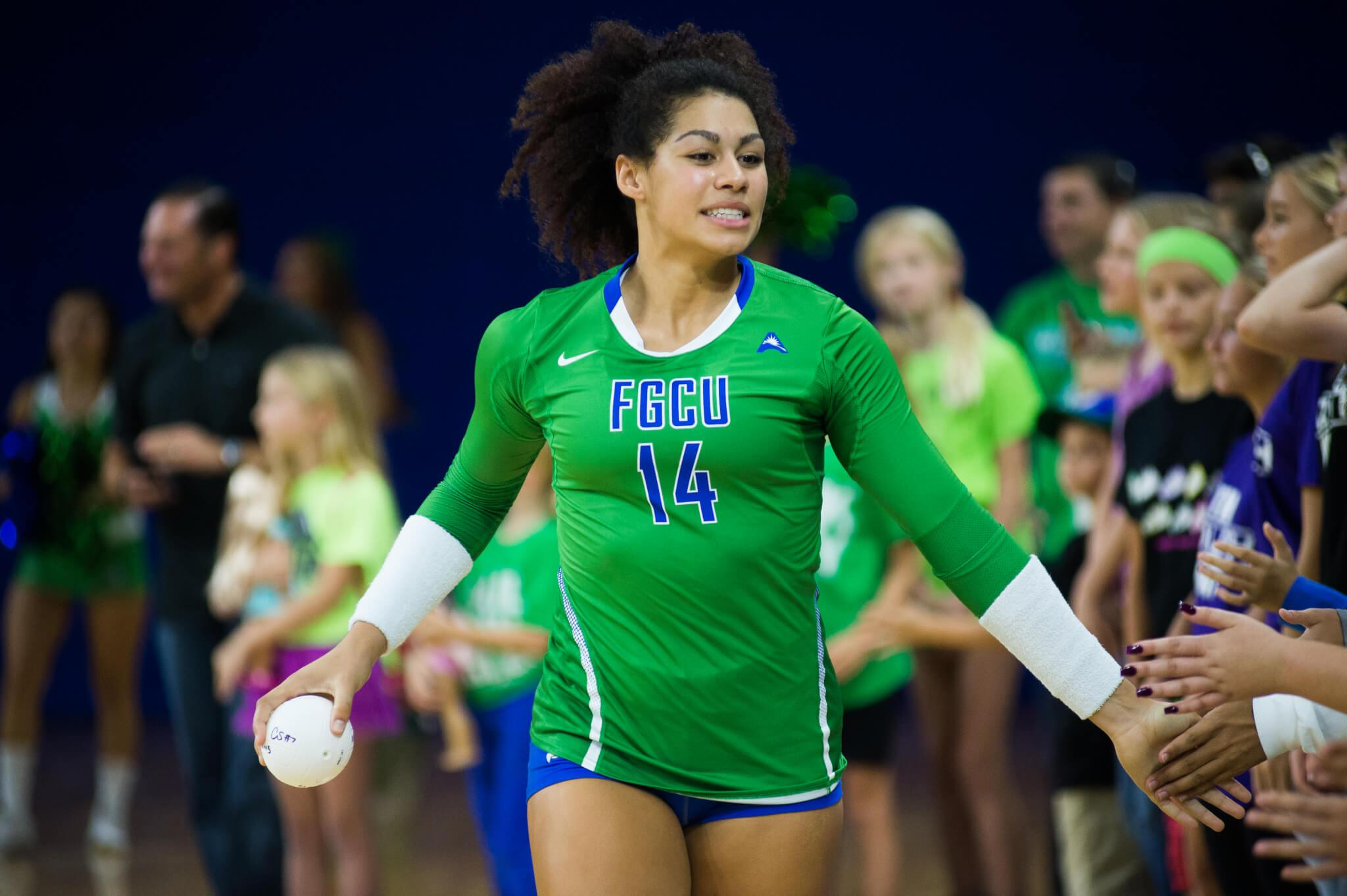 Preview: FGCU volleyball at USC Upstate