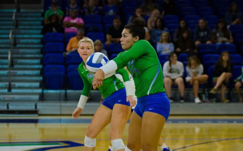 FGCU volleyball suffers tough loss to UNF