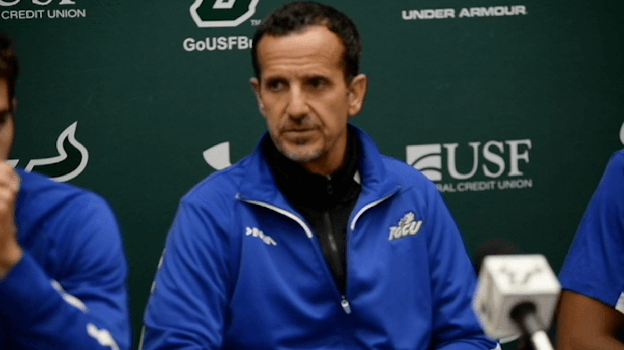 FGCU men's soccer head coach resigns to become head coach at USF
