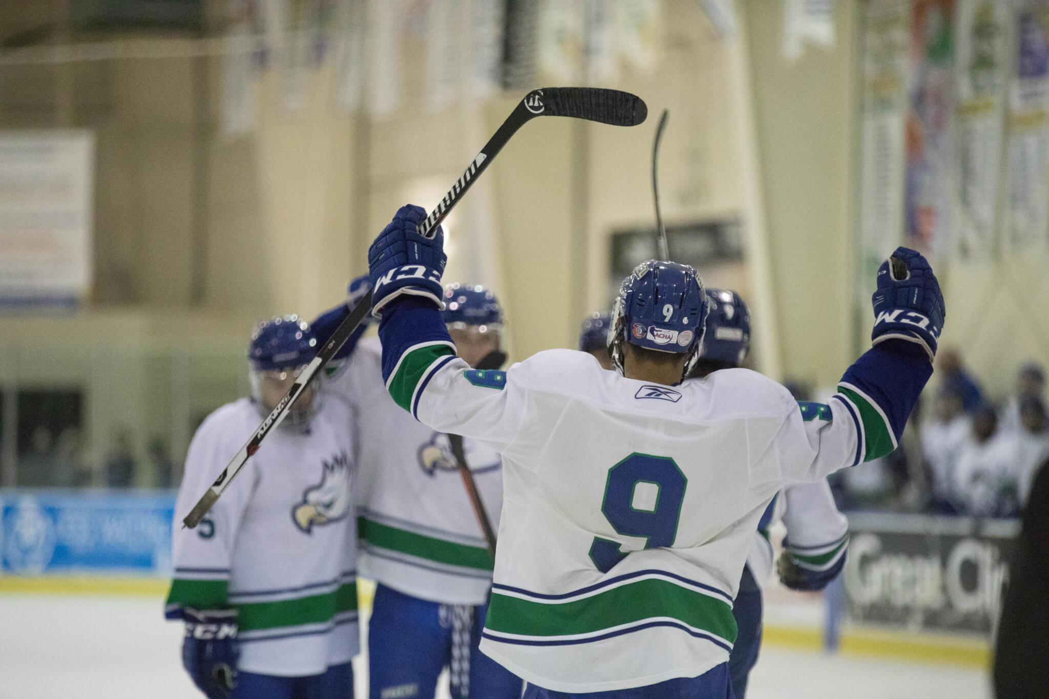 FGCU DII hockey ends regular season unbeaten at home