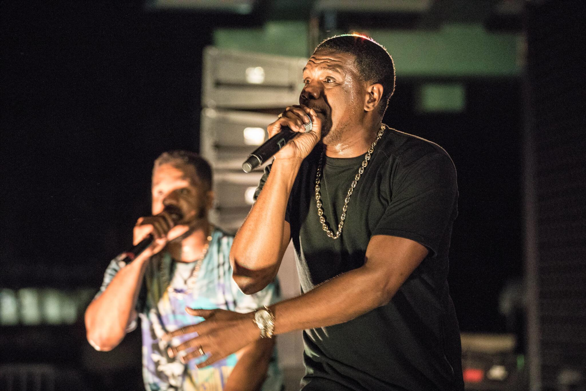 Night Flight Headliner R. City performs for FGCU Homecoming Week