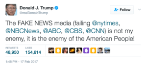 Media and Trump