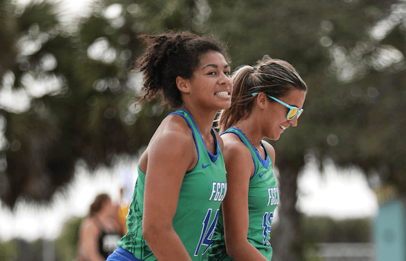 FGCU Beach VB Finishes 3-1, Stuns #15 FAU