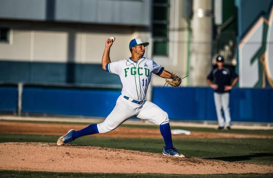 FGCU Baseball's Leon named ASUN Winner for Life