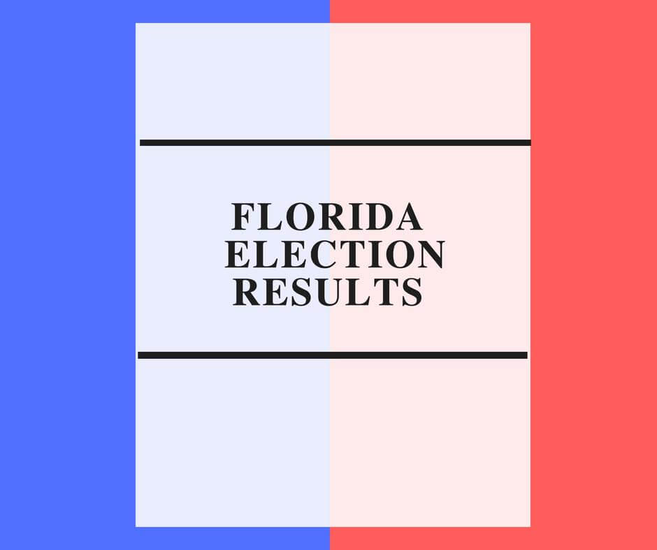 Florida primary updates