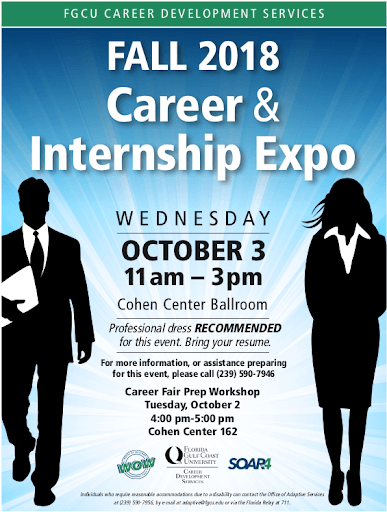 Career & Internship Expo to be held Wednesday