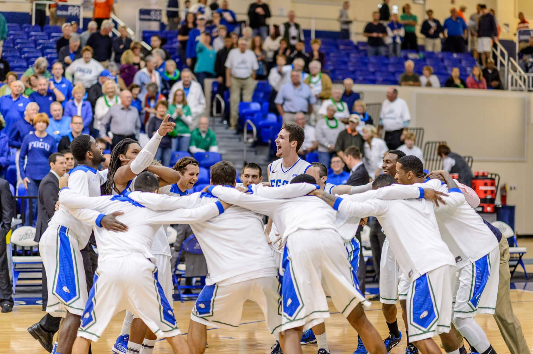 FGCU secures spot in A-Sun basketball championship