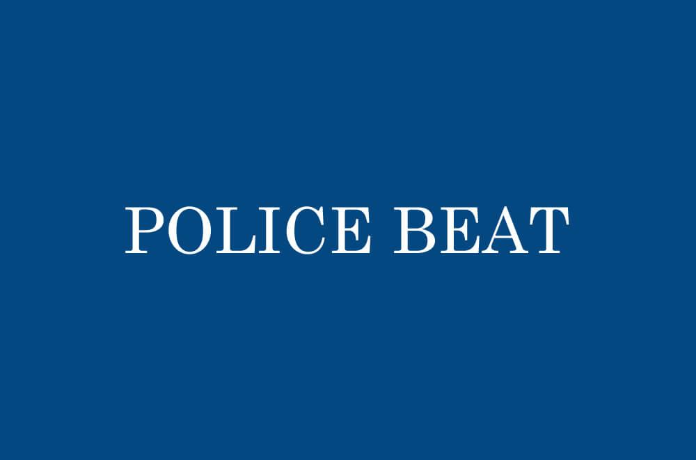 Police Beat – 11/5