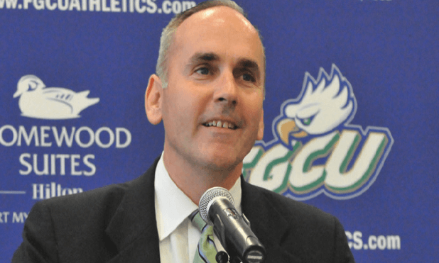A letter from Director of Athletics Ken Kavanagh