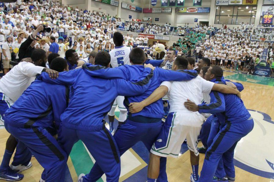 FGCU looks for third straight conference title game appearance