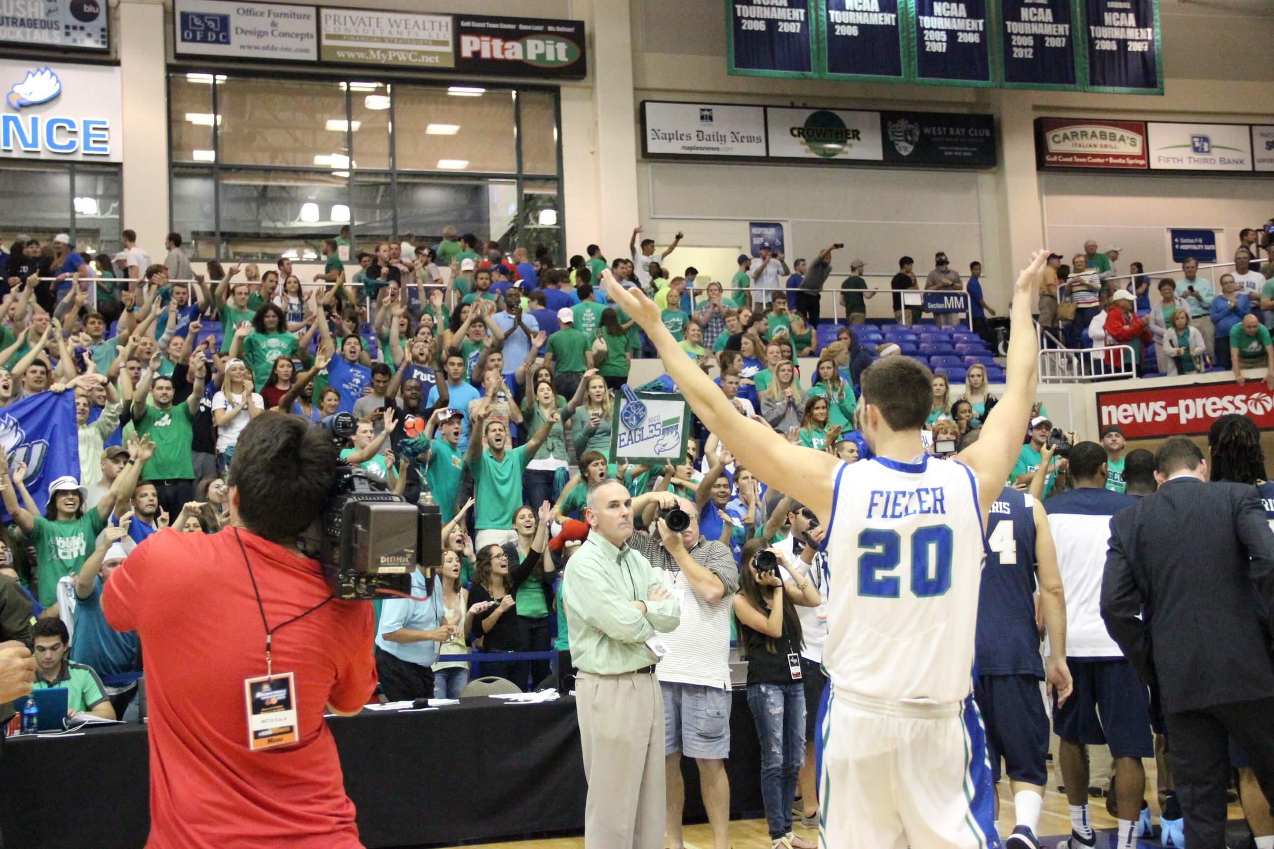 FGCU tops ETSU in semifinal, looks to A-Sun final