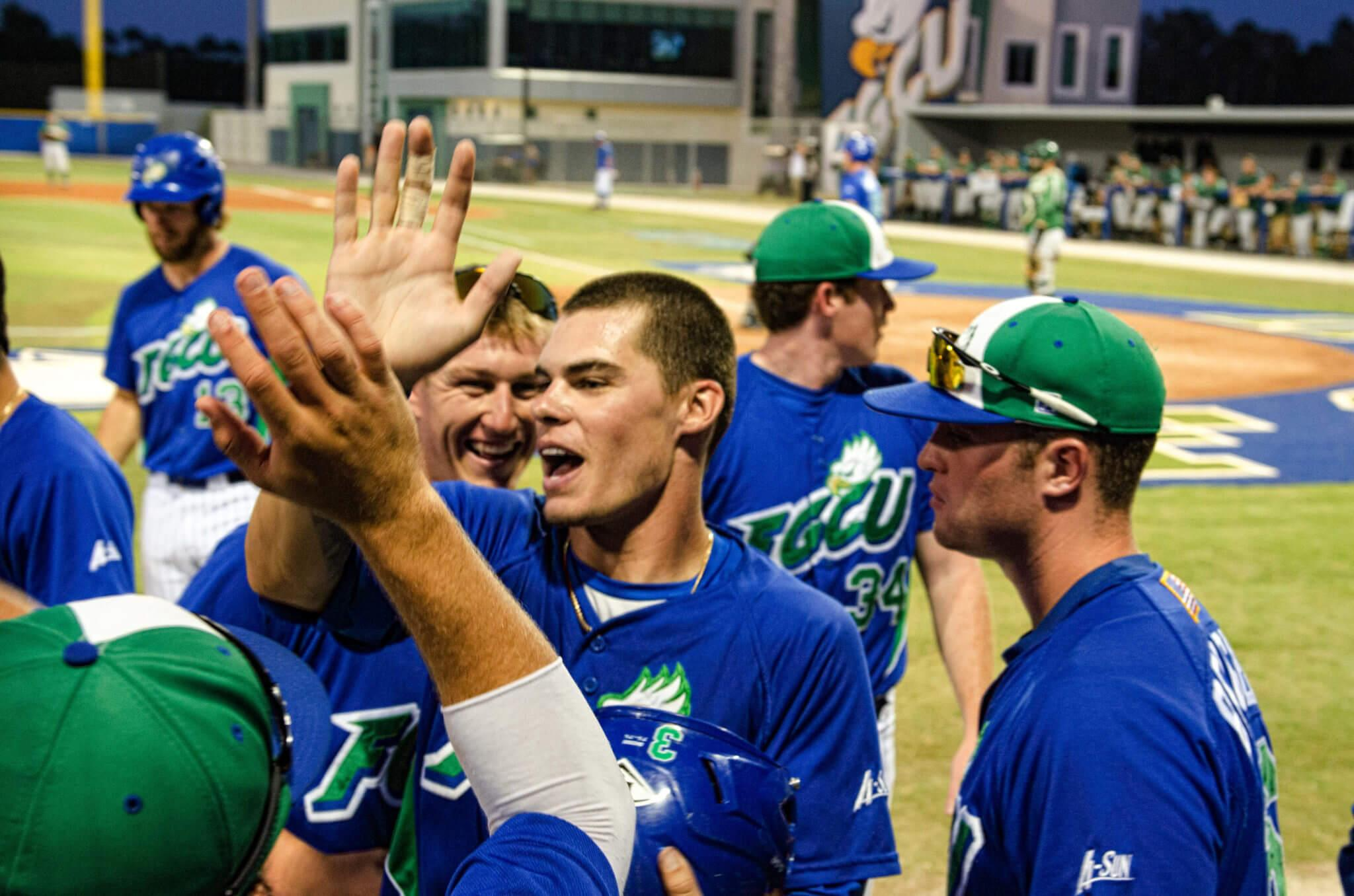 Redemption: English leads Eagles to victory over JU