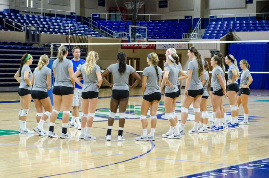 FGCU volleyball hopes to return to winning ways with new coach