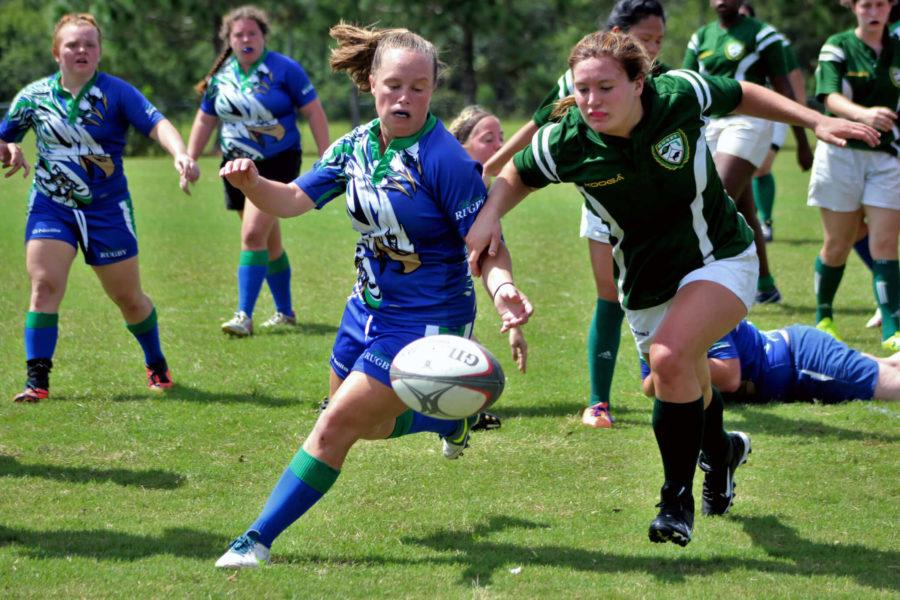 Rugby rookies show promise