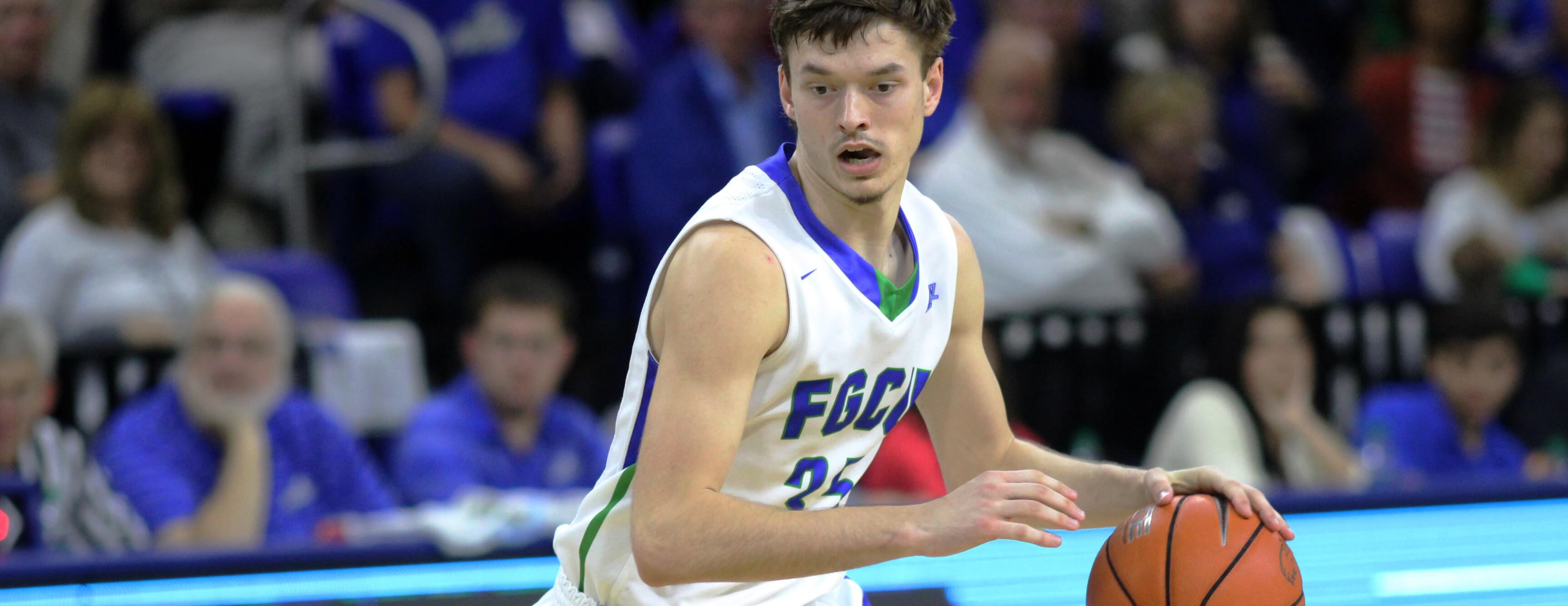 Christian Terrell makes immediate impact for FGCU
