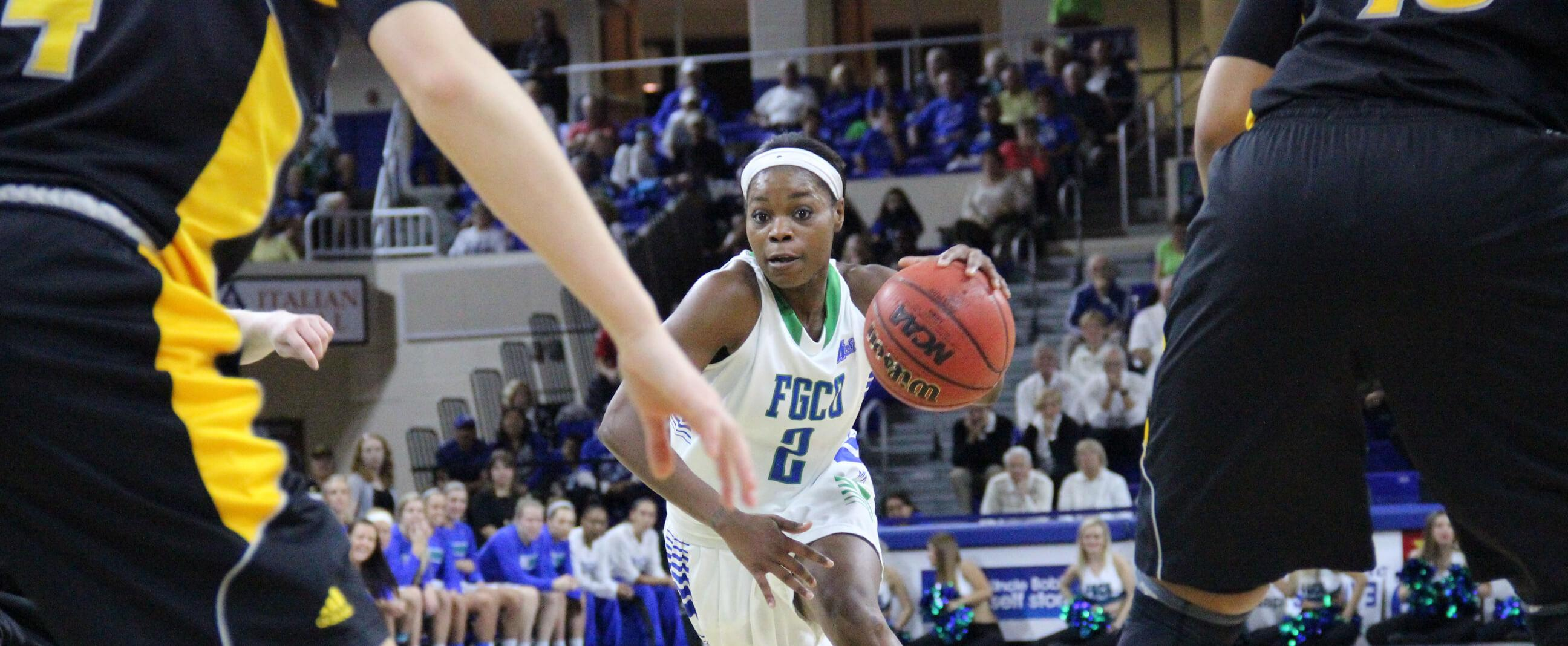 Atwater leads Eagles with dominant performance over KSU