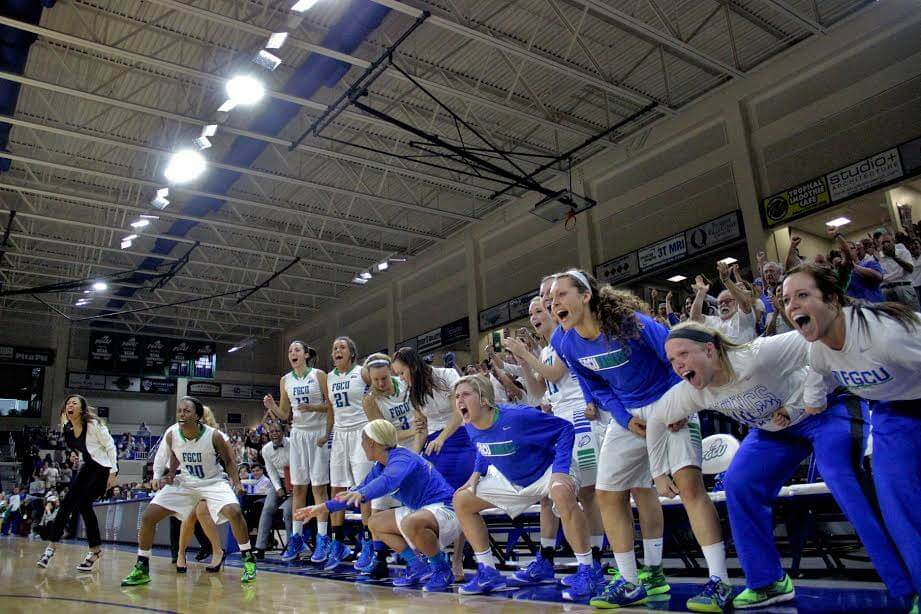 FGCU women's basketball wins ninth straight   game in conference opener against Stetson