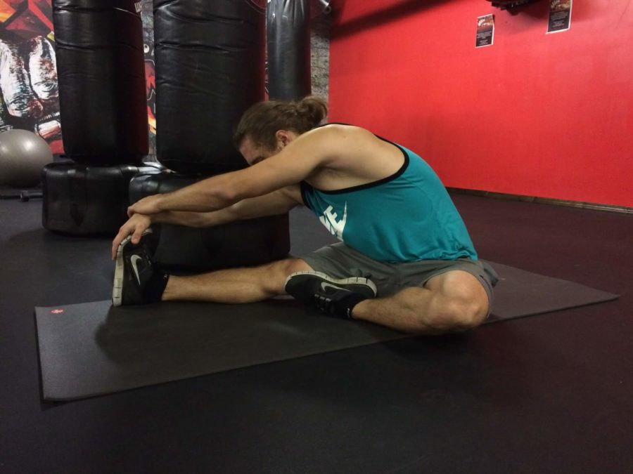 Stretching — not just for yoga