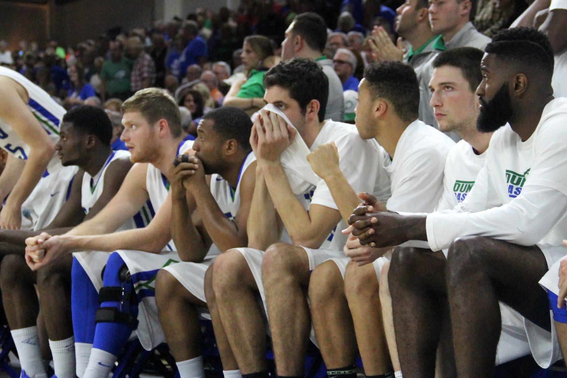FGCU loses heartbreaker to USC Upstate