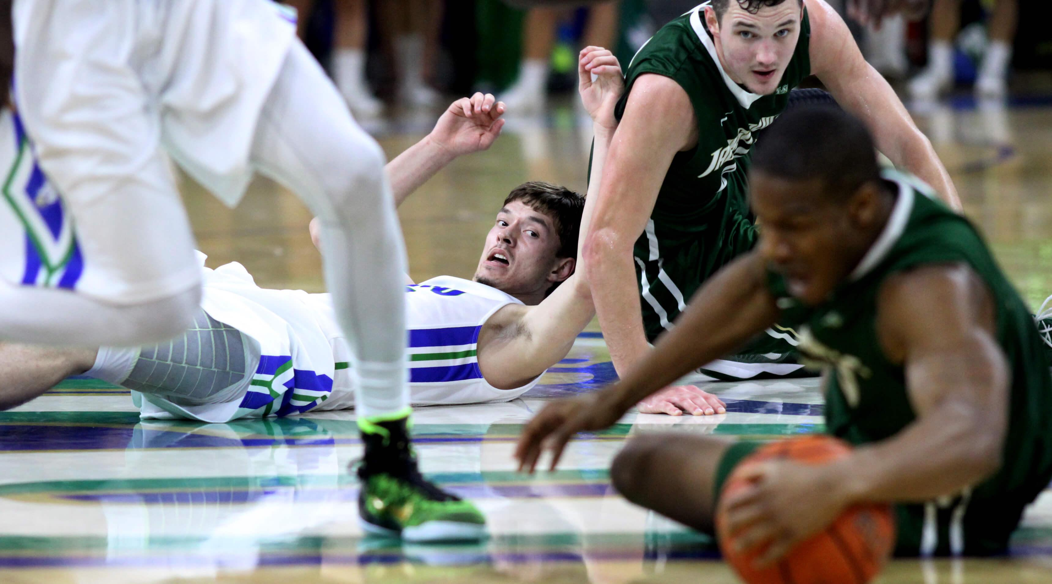 FGCU enters tournament as the hunters, not the hunted