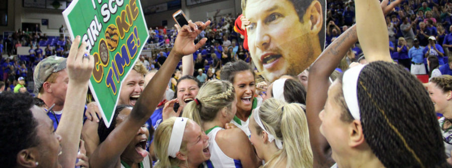 FGCU wins A-Sun Conference Title over Northern Kentucky, 60-43