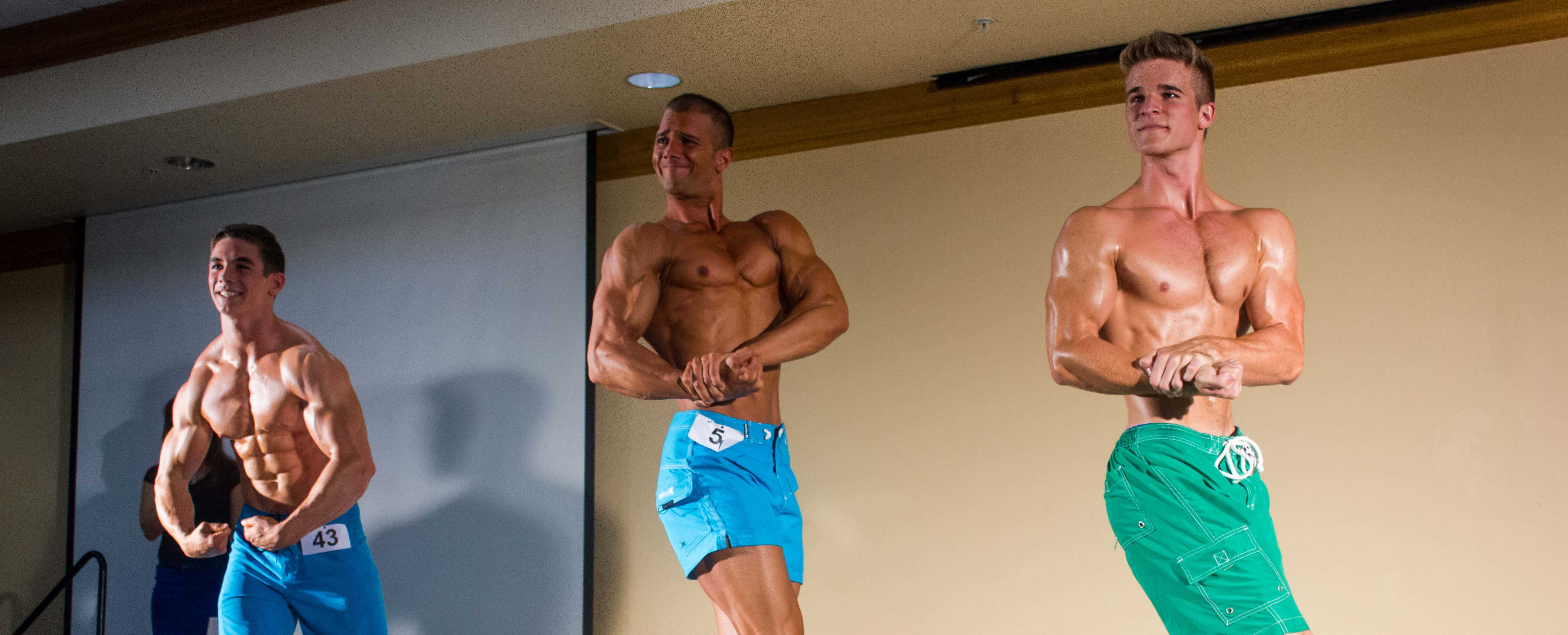 FGCU Spring Physique Show- 'Mr. Perfect's' journey to success