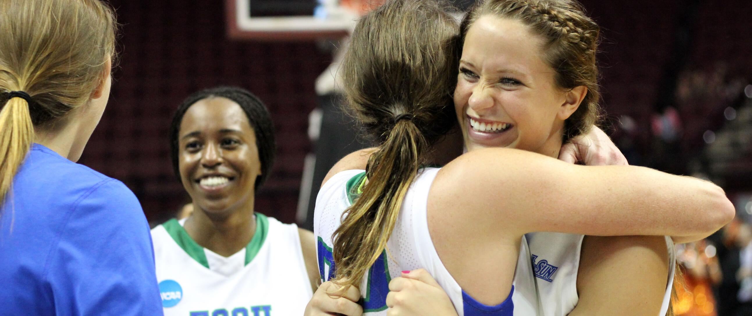 Third time's the charm for FGCU women