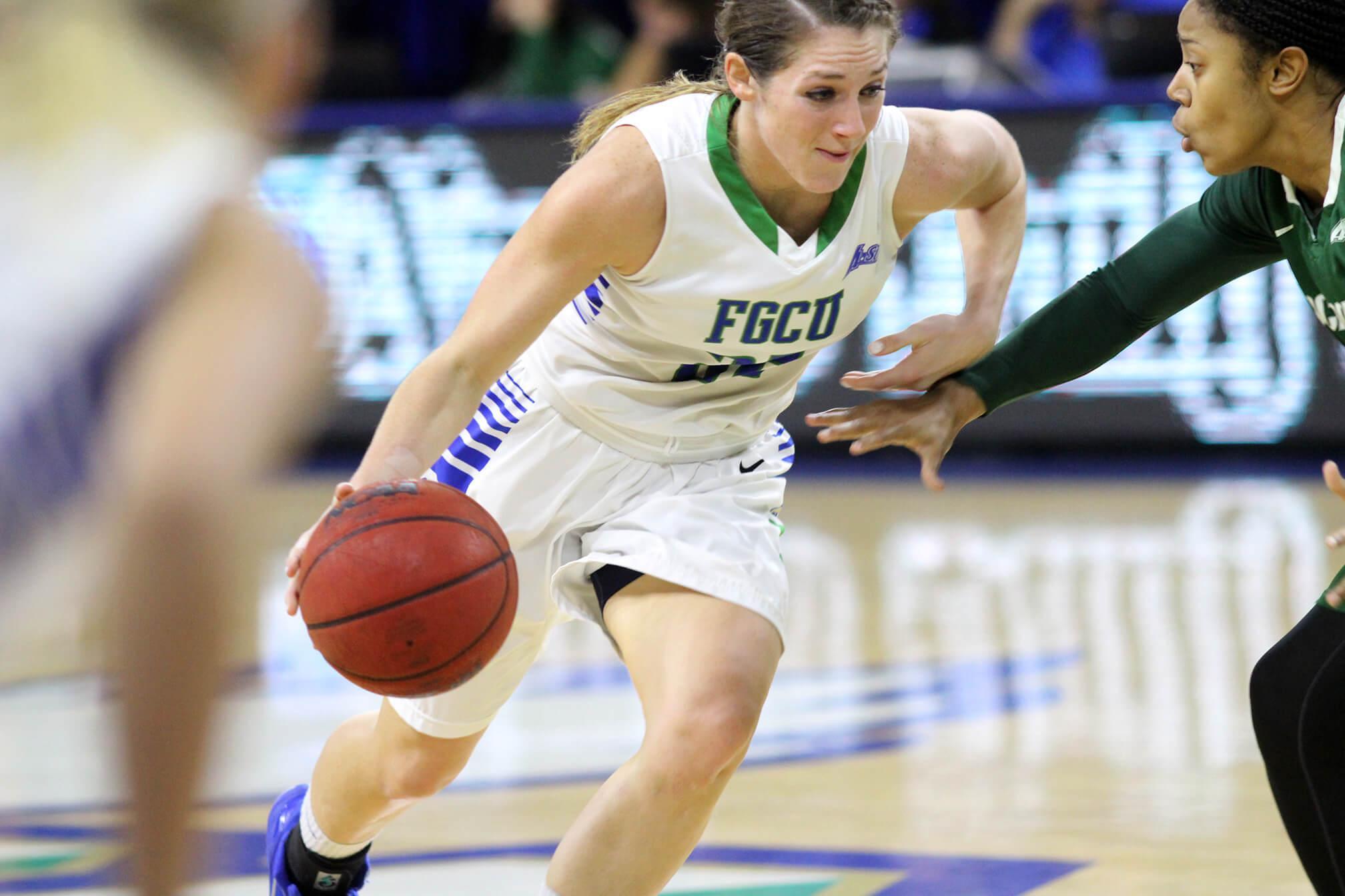 Former point guard star Jenna Cobb returns on staff