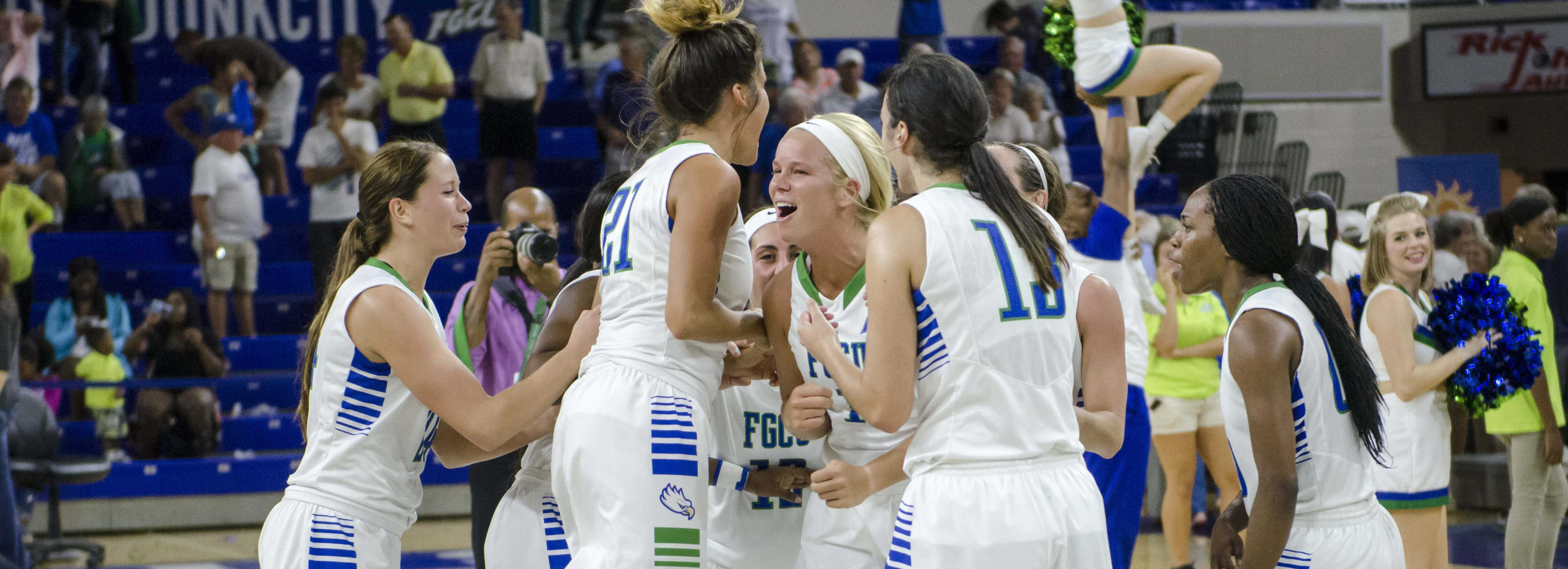 FGCU clinches NCAA bid with win against Jacksonville