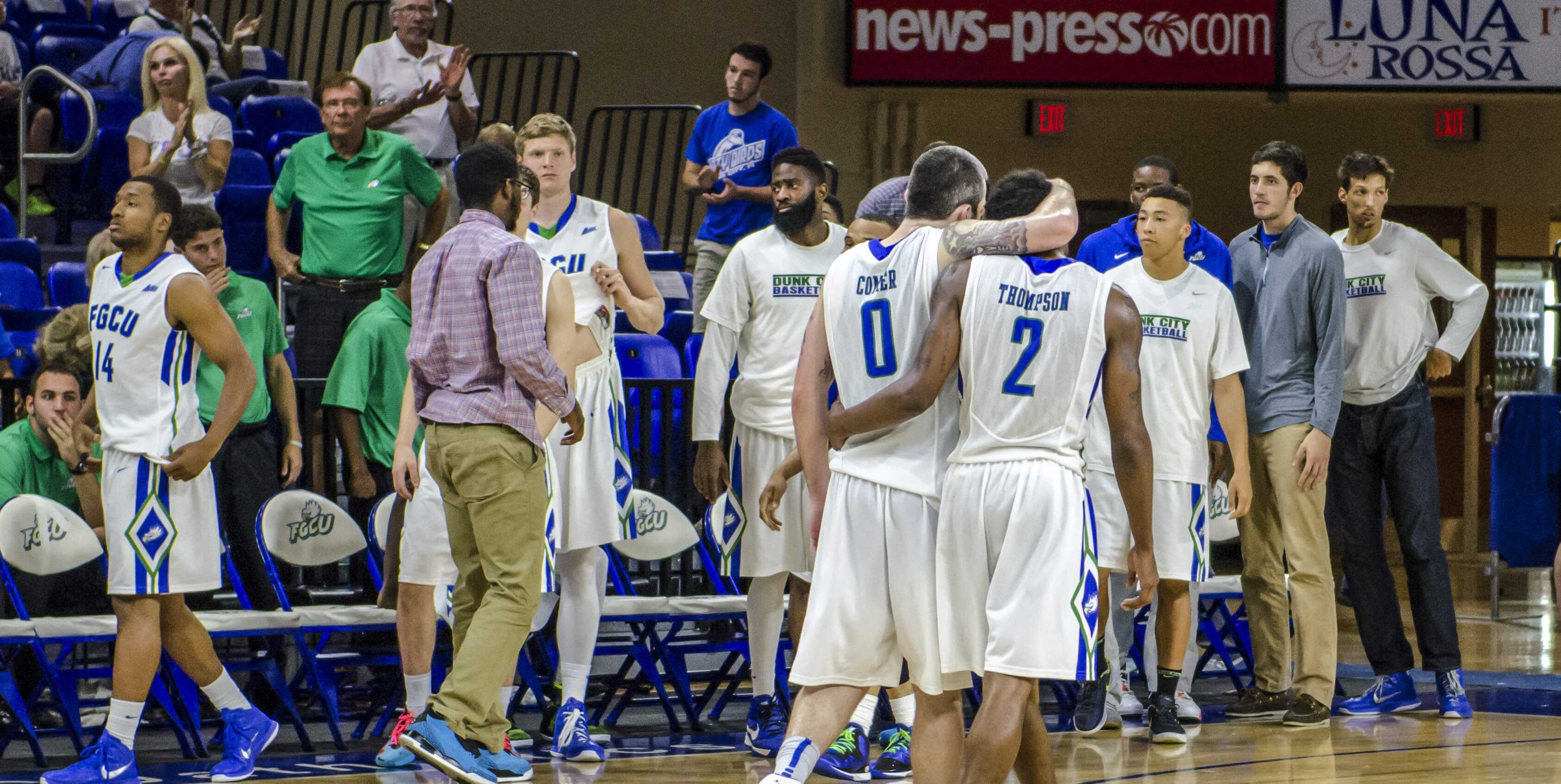 Seniors' careers end with loss to Corpus Christi in CIT