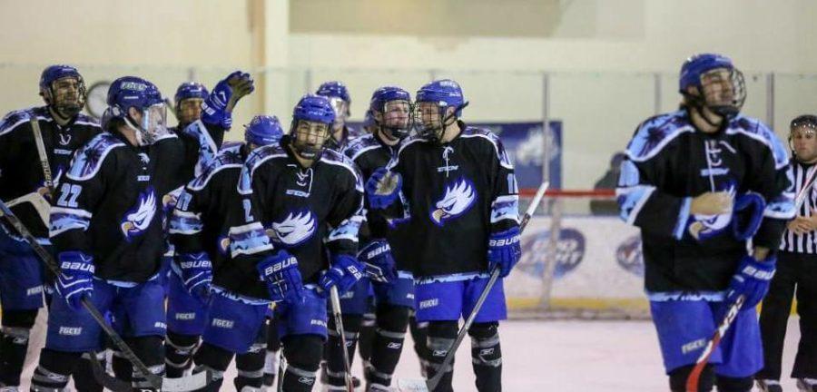 The FGCU DII hockey team falls in ACHA title game to NYU
