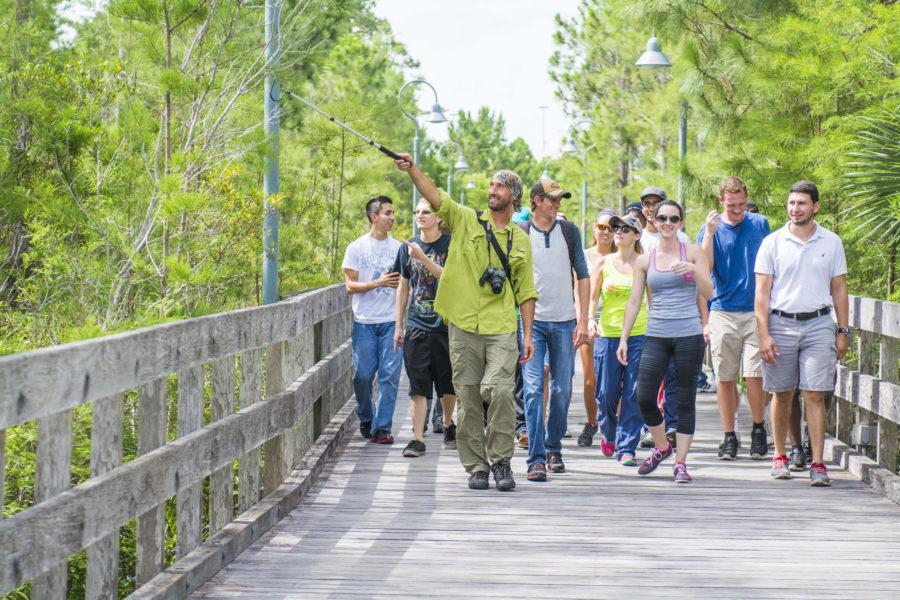 Wildlife Club opposes plan that may affect animal habitats