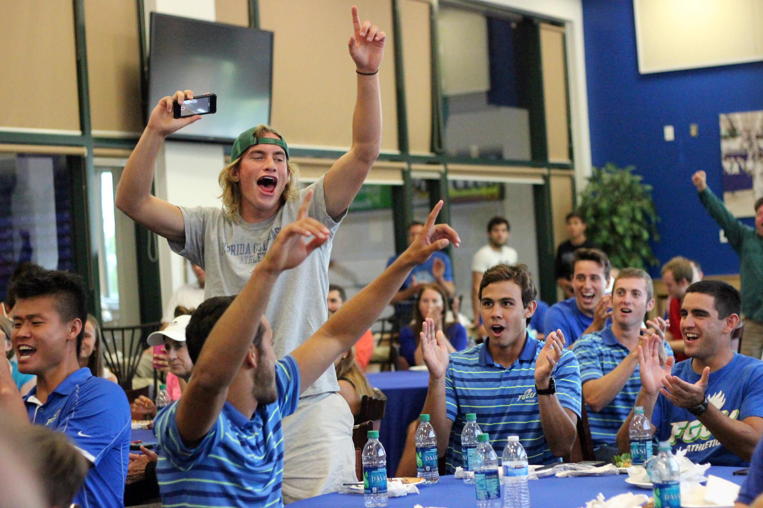 FGCU men's tennis heading to Los Angeles for NCAA championships