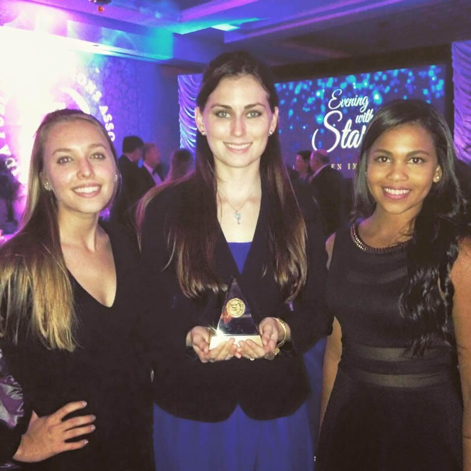 FGCU FPRA chapter brings awards back to nest
