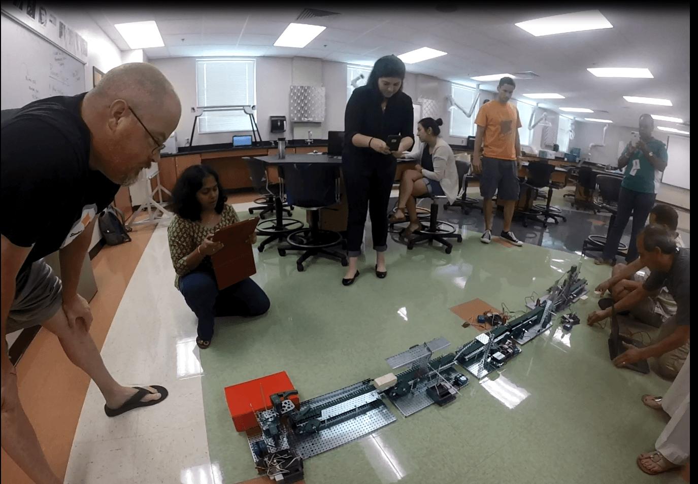 FGCU hosts STEM workshop